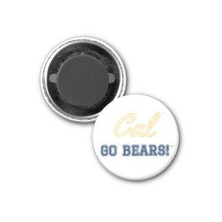 Les calories vont des ours ! : Aimant d'Uc