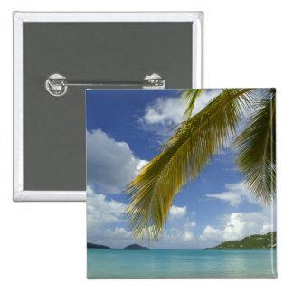 Les Caraïbe, États-Unis Îles Vierges, St Thomas, Badge