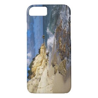Les Caraïbe, St Martin, falaises chez Cupecoy Coque iPhone 7
