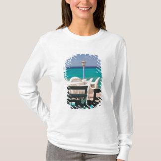 Les Caraïbe, TURCS et la CAÏQUES, île grande de T-shirt