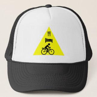 """Les casquettes faits sur commande """"mangez de"""
