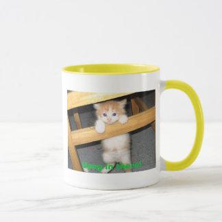 Les chatons les plus mignons mug