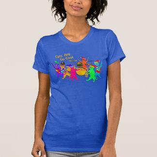 Les chats sont ainsi cool t-shirt