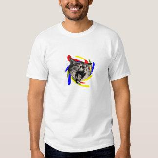 Les chats sont rad t-shirt