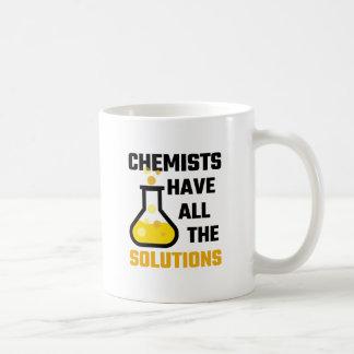 Les chimistes ont toutes les solutions mug