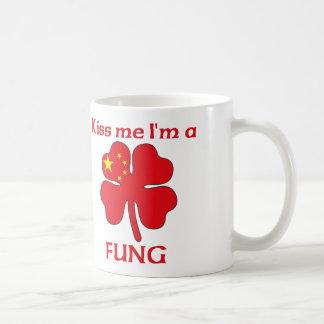 Les Chinois personnalisés m'embrassent que je suis Mug