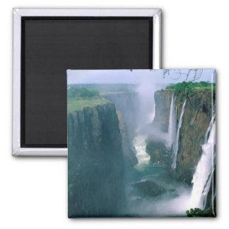 les chutes Victoria, Zimbabwe Magnets Pour Réfrigérateur