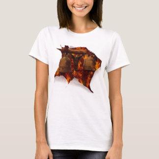 Les cloches de l'enfer t-shirt