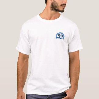 Les collines des hommes tourne le T-shirt de