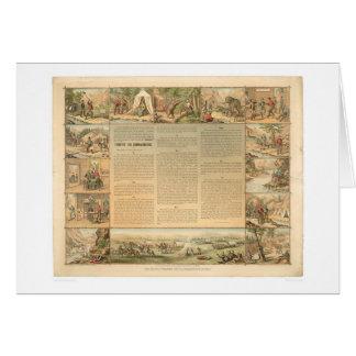 Les commandements du mineur Dix (1081A) Cartes