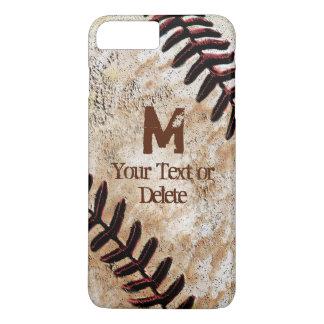 Les coques iphone de base-ball ont personnalisé