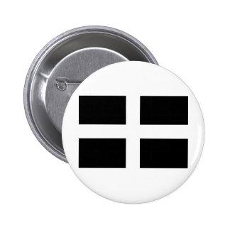 Les Cornouailles, une nation celtique de l'Europe Badge