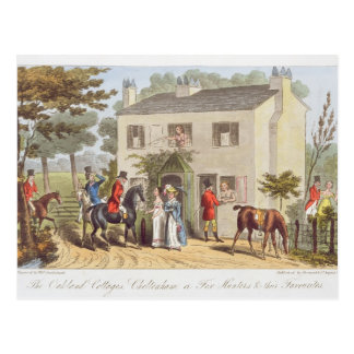 Les cottages d'Oakland, Cheltenham, ou les Carte Postale