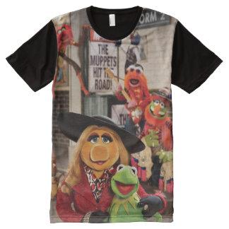 Les coups les plus voulus de Muppets la route ! T-shirt Tout Imprimé