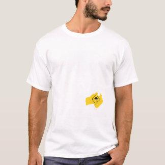 Les dames de l'Australie | ont détruit le T-shirt