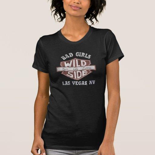 Les dames de Mauvais-Filles de VWS ont détruit le  T-shirts