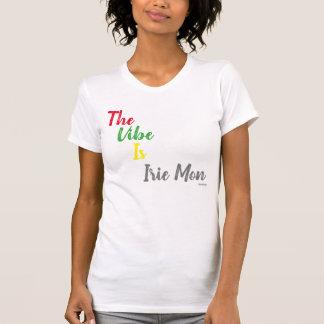 Les dames d'Irie court-circuitent le T-shirt de