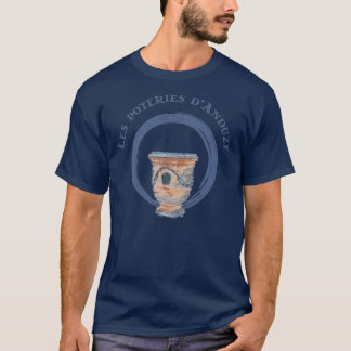 Les d'Anduze poteries T-shirt