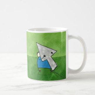 Les deux et la souris mug