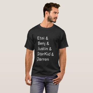 Les diplômés Elsie du Michigan appelle le T-shirt