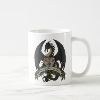 Les dragons de Stonefire Crest (dragon noir) la Mug