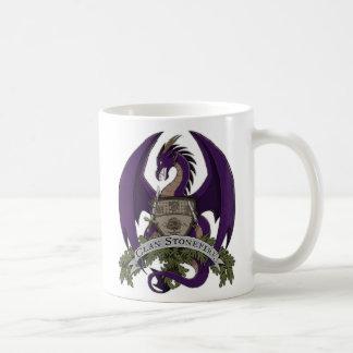 Les dragons de Stonefire Crest (dragon pourpre) la Mug