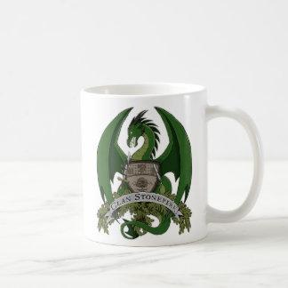 Les dragons de Stonefire Crest (dragon vert) la Mug
