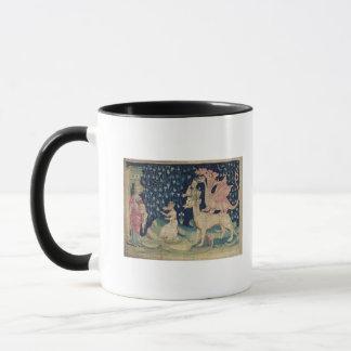 Les dragons vomissant des grenouilles mugs