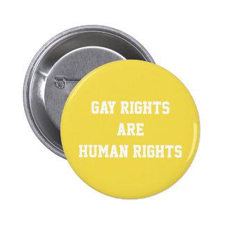 Les droits des homosexuels sont des droits de badges