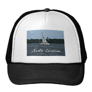 Les eaux de la Caroline du Nord de navigation Casquette De Camionneur