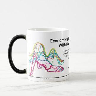Les économistes le font avec la tasse de