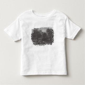 Les Ecossais poursuivis après la bataille de T-shirt Pour Les Tous Petits