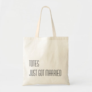 Les EMBALLAGES se marient juste Sac