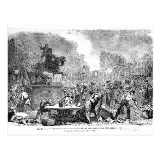 Les émeutes de réforme de Bristol Carte Postale