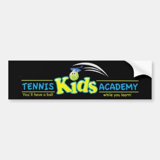 Les enfants Academy_You de tennis auront une boule Autocollant Pour Voiture