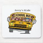 Les enfants de Jerry - Mousepad Tapis De Souris