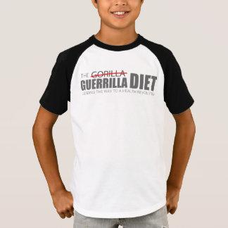 Les enfants de régime de guérillero t-shirt
