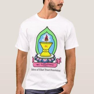 Les enfants du Thibet font confiance à la base T-shirt