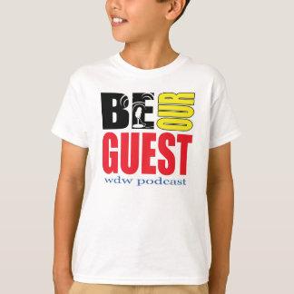 Les enfants soient notre T-shirt de Podcast