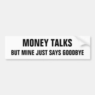 Les entretiens mais la mine d'argent indique juste autocollant de voiture
