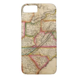 Les Etats-Unis 11 Coque iPhone 7