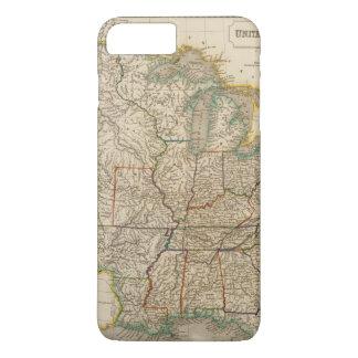 Les Etats-Unis 12 Coque iPhone 7 Plus