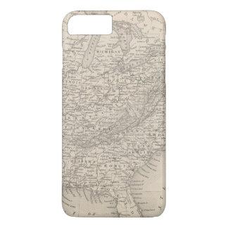 Les Etats-Unis 19 Coque iPhone 7 Plus