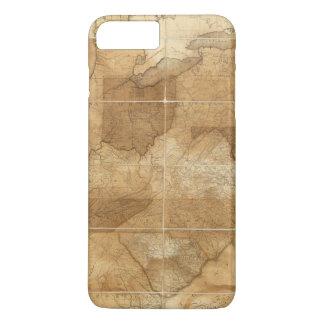 Les Etats-Unis 39 Coque iPhone 7 Plus
