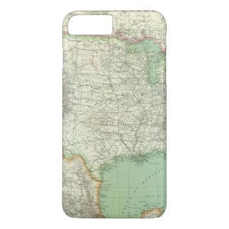 Les Etats-Unis 7 Coque iPhone 8 Plus/7 Plus