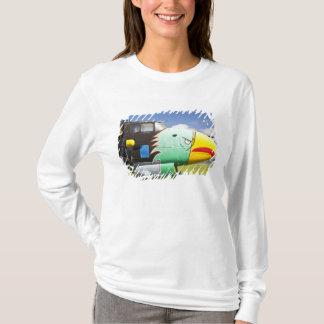 Les Etats-Unis, Alabama, mobile. Cuirassé Memorial T-shirt