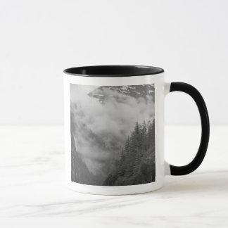 Les Etats-Unis, Alaska, Juneau, forêt tropicale Mug
