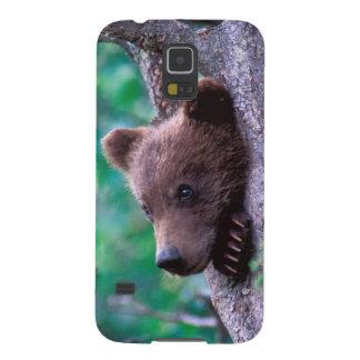 Les Etats-Unis, Alaska, Katmai NP, petit animal Coques Pour Galaxy S5