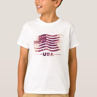 Les Etats-Unis Amérique badinent le T-shirt de