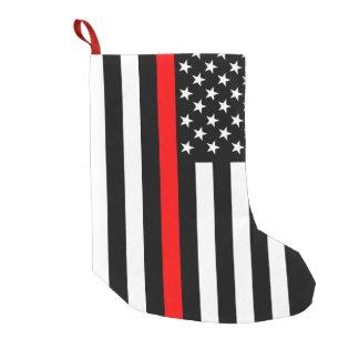 Les Etats-Unis amincissent la ligne rouge Petite Chaussette De Noël